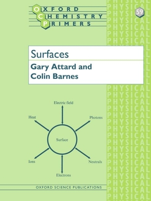 Surfaces - Barnes, Colin, and Attard, Gary