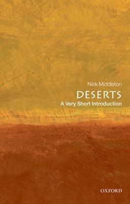 Deserts - Middleton, Nick