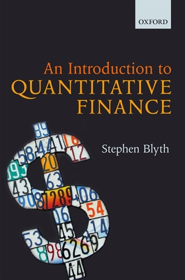 An Introduction to Quantitative Finance - Blyth, Stephen