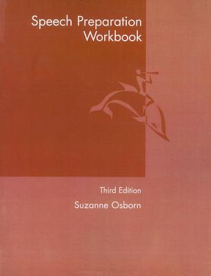 Speech Preparation Workbook - Osborn, Suzanne