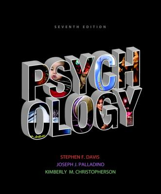 Psychology - Davis, Stephen F., and Palladino, Joseph J., and Christopherson, Kimberly M.
