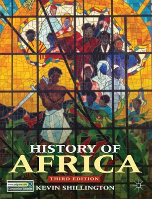 History of Africa - Shillington, Kevin
