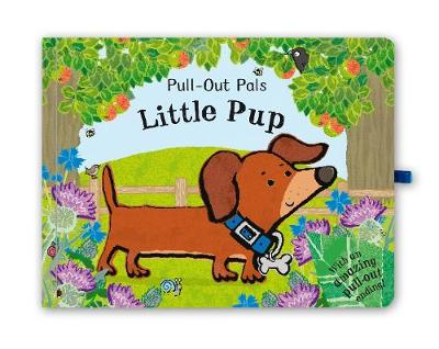 Pull-out Pals: Little Pup -