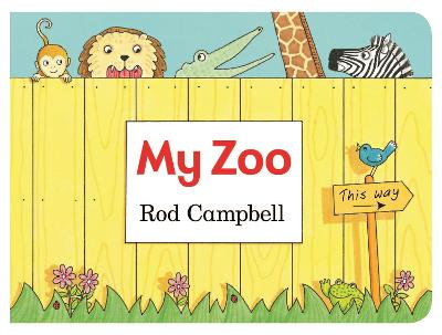 My Zoo - Campbell, Rod