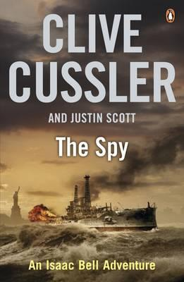 The Spy - Cussler, Clive