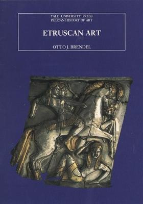 Etruscan Art - Brendel, Otto J