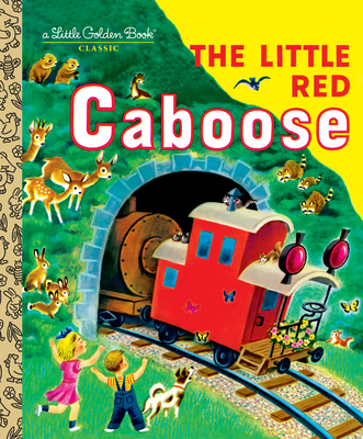 The Little Red Caboose - Potter, Marian