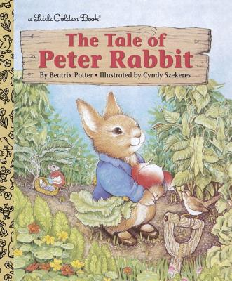 The Tale of Peter Rabbit - Golden Books, and Western Publishing Co