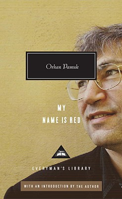 My Name Is Red - Pamuk, Orhan