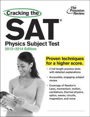 Cracking the SAT Physics Subject Test - Leduc, Steven A