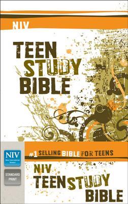 Teen Study Bible-NIV - Zondervan Bibles (Creator)