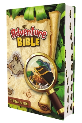 Adventure Bible-NIV - Richards, Lawrence O, Mr. (Contributions by)
