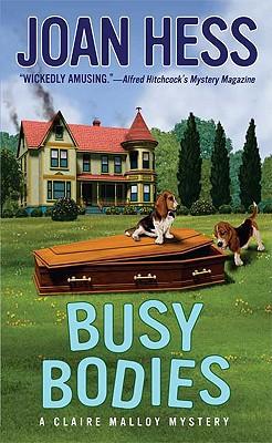 Busy Bodies - Hess, Joan