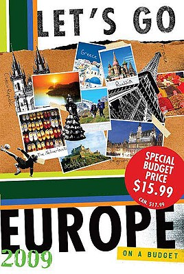 Let's Go Europe: On a Budget - Meyer, Jason (Editor), and Devlin, Ronan (Editor), and Keches, Krysten (Editor)