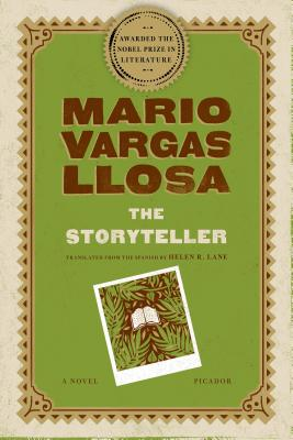 The Storyteller - Vargas Llosa, Mario, and Lane, Helen (Translated by)