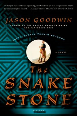 The Snake Stone - Goodwin, Jason