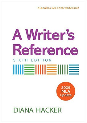 A Writers Reference 6e 09 MLA Upd - Hacker, Diana
