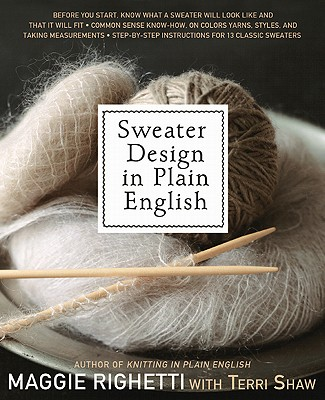 Sweater Design in Plain English - Shaw, Terri