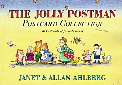 The Jolly Postman Postcard Collection - Ahlberg, Janet, and Ahlberg, Allan