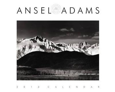 Ansel Adams 2013 Wall Calendar - Adams, Ansel