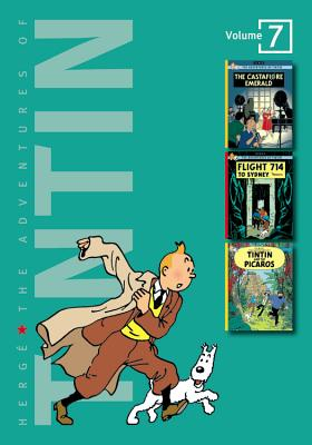 The Adventures of Tintin: Volume 7 - Herge, and Herg&#xe9, and Herg