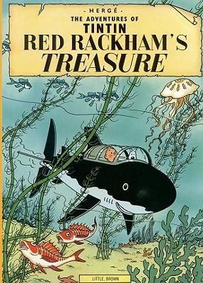 The Adventures of Tintin: Red Rackham's Treasure - Herge, and Hergae