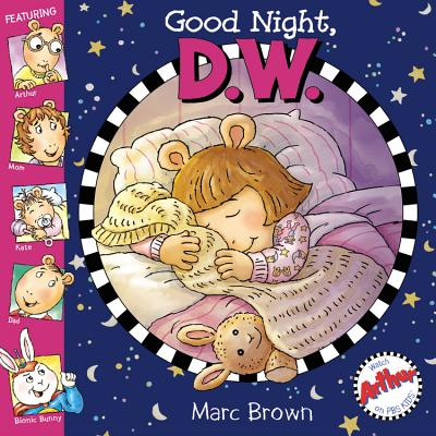 Good Night, D.W. - Brown, Marc Tolon