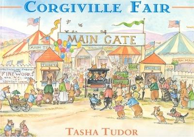 Corgiville Fair - Tudor, Tasha