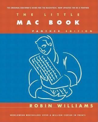 The Little Mac Book - Williams, Robin