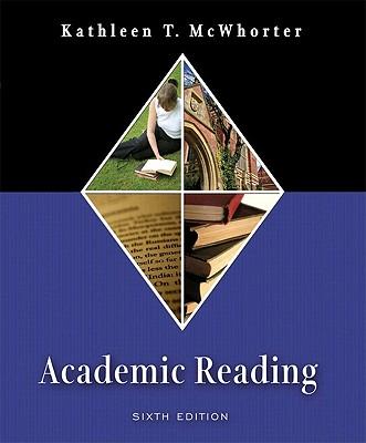 Academic Reading - McWhorter, Kathleen T