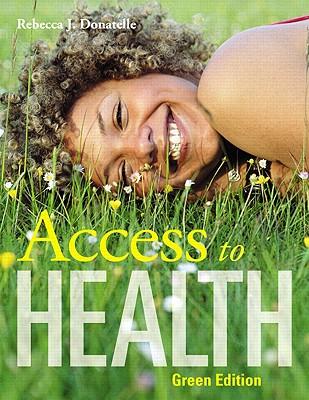 Access to Health - Donatelle, Rebecca J