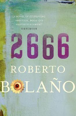 2666 - Bolano, Roberto
