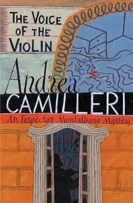 Voice of the Violin - Camilleri, Andrea