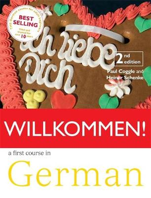Willkommen: Student Book: A German Course for Adult Beginners - Coggle, Paul, and Schenke, Heiner