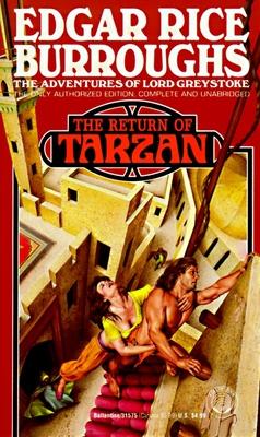 Return of Tarzan - Burroughs, Edgar Rice
