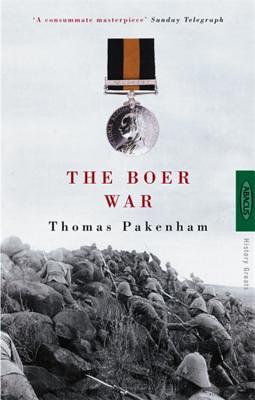 The Boer War - Pakenham, Thomas