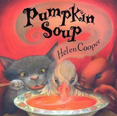 Pumpkin Soup - Cooper, Helen