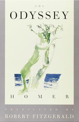 The Odyssey - Homer, and Fitzgerald, Robert (Translated by), and Carne-Ross, D S (Introduction by)