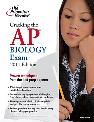 Cracking the AP Biology Exam - Princeton Review, and Magloire, Kim