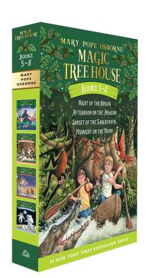 Magic Tree House #5-8 - Osborne, Mary Pope