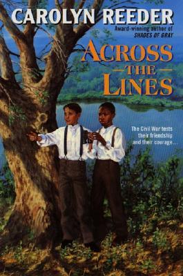 Across the Lines - Reeder, Carolyn