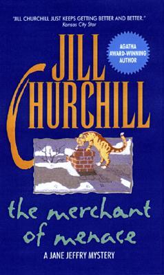 The Merchant of Menace - Churchill, Jill
