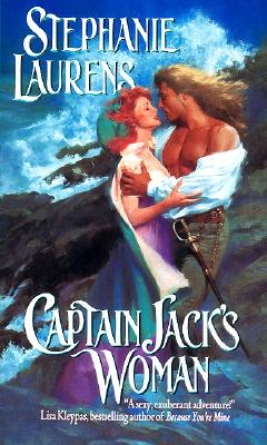 Captain Jack's Woman - Laurens, Stephanie