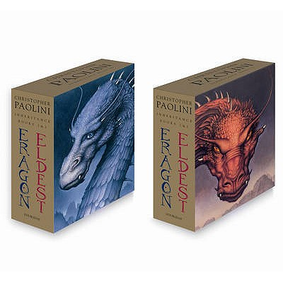 """Eragon"" and ""Eldest"" - Paolini, Christopher"