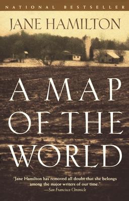 A Map of the World - Hamilton, Jane