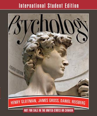 Psychology - Gleitman, Henry, 4th, and Gross, James, and Reisberg, Daniel