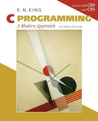C Programming: A Modern Approach - King, K N