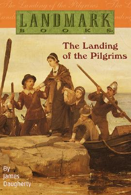 The Landing of the Pilgrims - Daugherty, James Henry