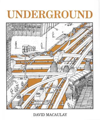 Underground - Macaulay, David