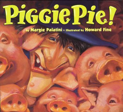 Piggie Pie! - Palatini, Margie